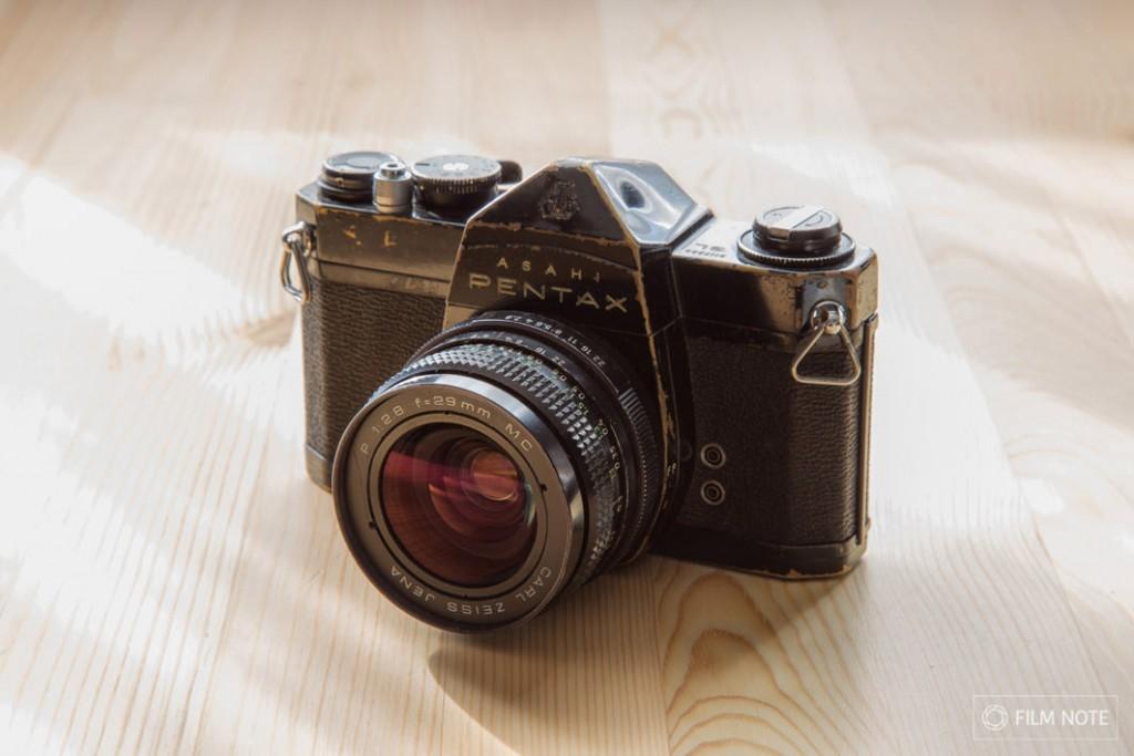 初めてのカメラ